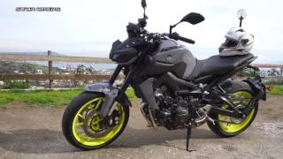 Download YAMAHA MT09...la nuda eccellente! Video