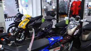 Download Yamaha Philippines new 2016 Motorcycles and Scooters Video