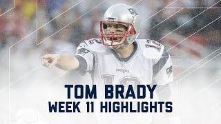 Download Tom Brady Tosses 4 TDs! (Week 11 Highlights)   Patriots vs. 49ers   NFL Video