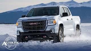 Download GMC Canyon AT4; Geely Wants Stake in Aston - Autoline Daily 2749 Video