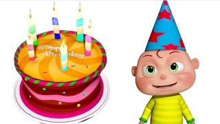 Download Happy Birthday Song | Nursery Rhymes Collection | Videogyan 3D Rhymes & Children Songs Video