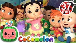 Download Funny Face Song + More Nursery Rhymes & Kids Songs - CoCoMelon Video