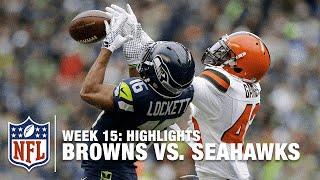 Download Browns vs. Seahawks   Week 15 Highlights   NFL Video