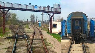 Download Railway Border Ukraine-Hungary (Chop-Zahony) Граница Украина-Венгрия (Чоп-Захонь) Video