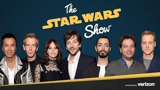 Download The Cast of Rogue One Visits The Star Wars Show and More! | The Star Wars Show Video