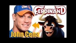 Download ″Ferdinand″ (2017) Voice Actors and Characters Video