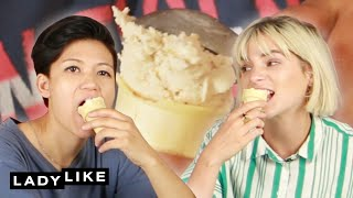 Download We Competed To Make The Best Ice Cream Flavor • Ladylike Video