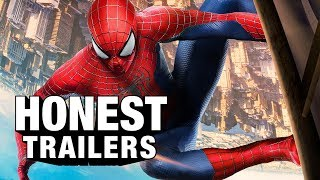 Download Honest Trailers - The Amazing Spider-Man 2 Video
