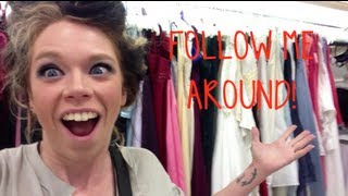Download FOLLOW ME AROUND- THRIFT STORE ADVENTURE! Video