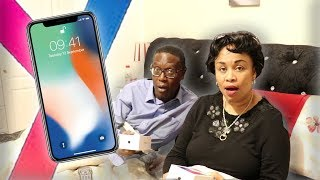 Download Buying My Mum And Dad An iPhone X Video