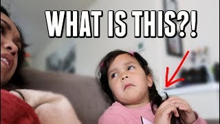 Download There's something off about Keira's Hair- ItsJudysLife Vlogs Video