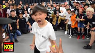 Download Baby Konkrete vs Baby StreetBeast aka Baby Krow BEST 8 ① YOUNG GUNS BATTLE 6 2018.05.20 Video