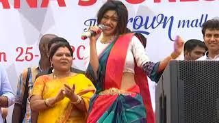 Download Oviya in chennai OMR saravana stores. Full speech of oviya in OMR. #OMR oviya. Video