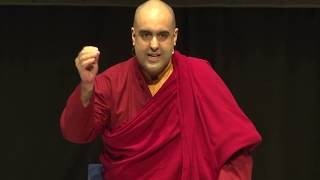 Download Gelong Thubten explains how to develop a daily mindfulness practice Video
