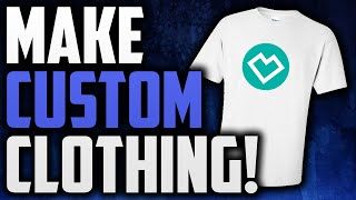 Download How To Make A CUSTOM Clothing Line! Video