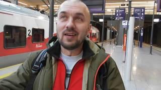 Download ЖД вокзал город Лодзь (Łódź. Польша). Мои первые впечатления Video