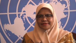 Download Diretora-executiva da ONU-HABITAT envia mensagem ao Fórum de Alimentação Urbana Video