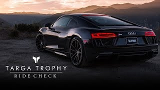 Download IS THIS THE BEST SUPERCAR? 2017 Audi R8 | Targa Trophy Ride Check Video