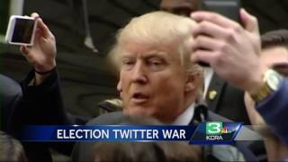 Download Trump's tweets draw ire from election officials Video