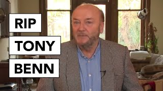 Download Tony Benn Eulogy by George Galloway Video