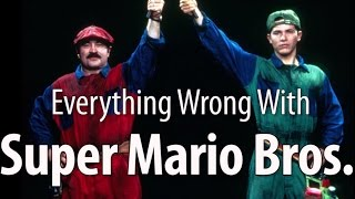 Download Everything Wrong With Super Mario Bros. In 21 Minutes Or Less Video