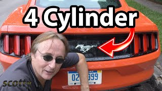 Download 4 Cylinder Ford Mustang - Car Review with Scotty Kilmer Video
