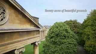 Download A SPECTACULAR BIRDS EYE VIEW OF DOWNING COLLEGE Video