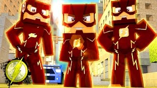 Download Minecraft: WHO'S YOUR FAMILY? - FAMÍLIA FLASH!! ‹ YANN › (Baby Flash) Video