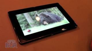 Download BlackBerry PlayBook Demo Video
