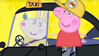 Download Peppa Pig Official Channel | Peppa Pig's First Taxi Experience 🚕 Video