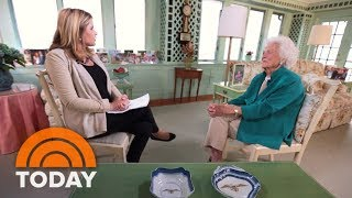 Download Look Back At Barbara Bush's Memorable Moments On TODAY | TODAY Video