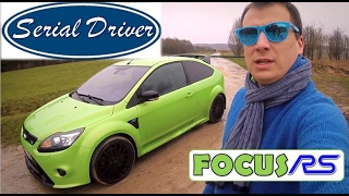 Download SERIAL DRIVER : essai Ford Focus RS mk2 Video