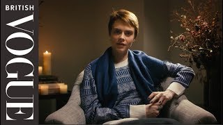 Download Cara Delevingne's Perfect Christmas | British Vogue Video
