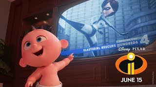Download Incredibles 2 ″Suit Up″ Sneak Peek Video