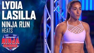 Download Olympic medallist Lydia Lassila exits after shock mistake | Australian Ninja Warrior 2019 Video