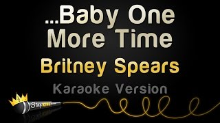 Download Britney Spears - ...Baby One More Time (Karaoke Version) Video