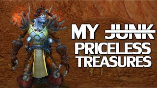 Download The Rarest & Most Interesting Items I Own in World of Warcraft Part 4 Video