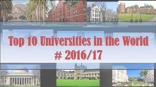 Download Top 10 Universities I World University Rankings 2016/17 Video