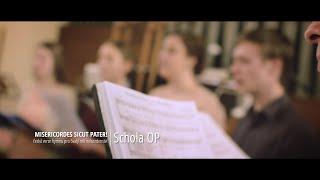 Download Misericordes sicut Pater + coda | česká verze | Schola OP | CZ sub Video