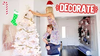 Download DECORATING FOR CHRISTMAS! Video