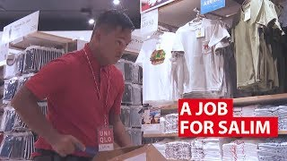 Download A Job for Salim | On The Red Dot | CNA Insider Video