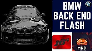 Download EASY! MHD / JB4 Back end flash BMW N54 335i BEF + Acceleration! Video