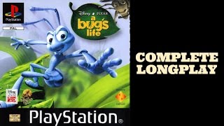 Download A Bug's Life | Complete Playstation Longplay Video