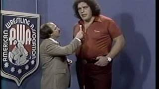 Download Andre The Giant promos Video