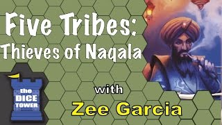 Download Five Tribes: The Thieves of Naqala Review - with Zee Garcia Video