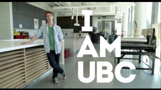Download BFA student finds inspiration on UBC's Vancouver campus Video