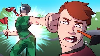 Download The Course That Fights Back! - Golf It Funny Moments and Fails Video