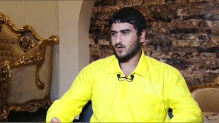 Download الحدث تنفرد بحوار حصرى من السجن مع عديل البغدادي ومن أرشد عنه Video