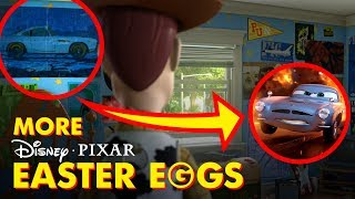 Download Pixar Easter Eggs & Hidden Secrets You Never Noticed | Pixar Video