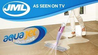 Download Aqua Jet Duo Mop from JML Video